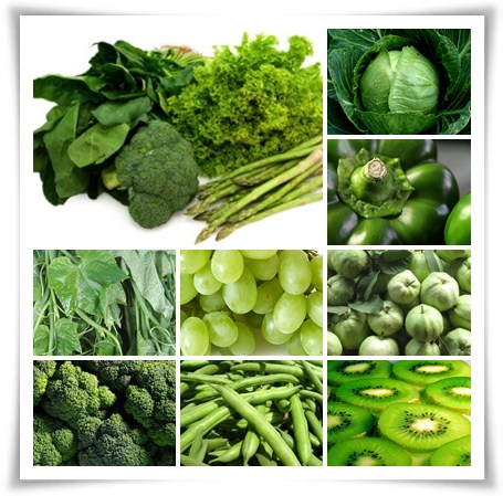 ประโยชน์ของพืชสีเขียว Greens